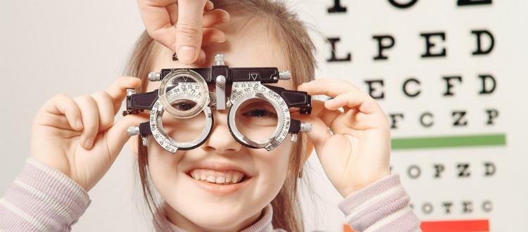 Binocular Vision Disorder